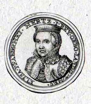 Elisabeth of Hesse, Electress Palatine - Image: Elisabeth of Hesse (1539 1582)