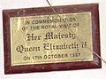Elizabeth II plaque.jpg