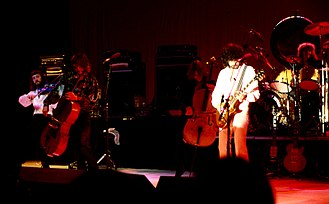 Electric Light Orchestra - ELO performing live in Oslo, Norway, in 1978