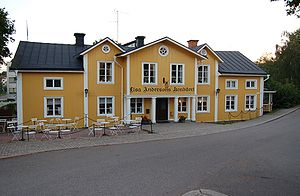 Norberg - Elsa Andersons konditori in Norberg