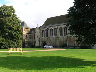 Eltham Palace - Image: Eltham palace exterior