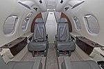Embraer Phenom 100 cabin (45 (R) Squadron).jpg