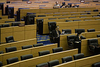 Empty desks Thai House of Representatives.jpg