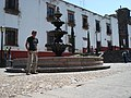 En una Plaza entre el Oratorio de San Felipe Neri y el Templo de Nuestra Señora de la Salud - panoramio.jpg