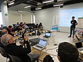Encuentro Wikimedia Iberoamericano 2013 - Día 1, general.JPG