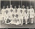 England women's cricket team in 1934-35.jpg