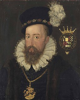 Henry Stanley, 4th Earl of Derby English noble