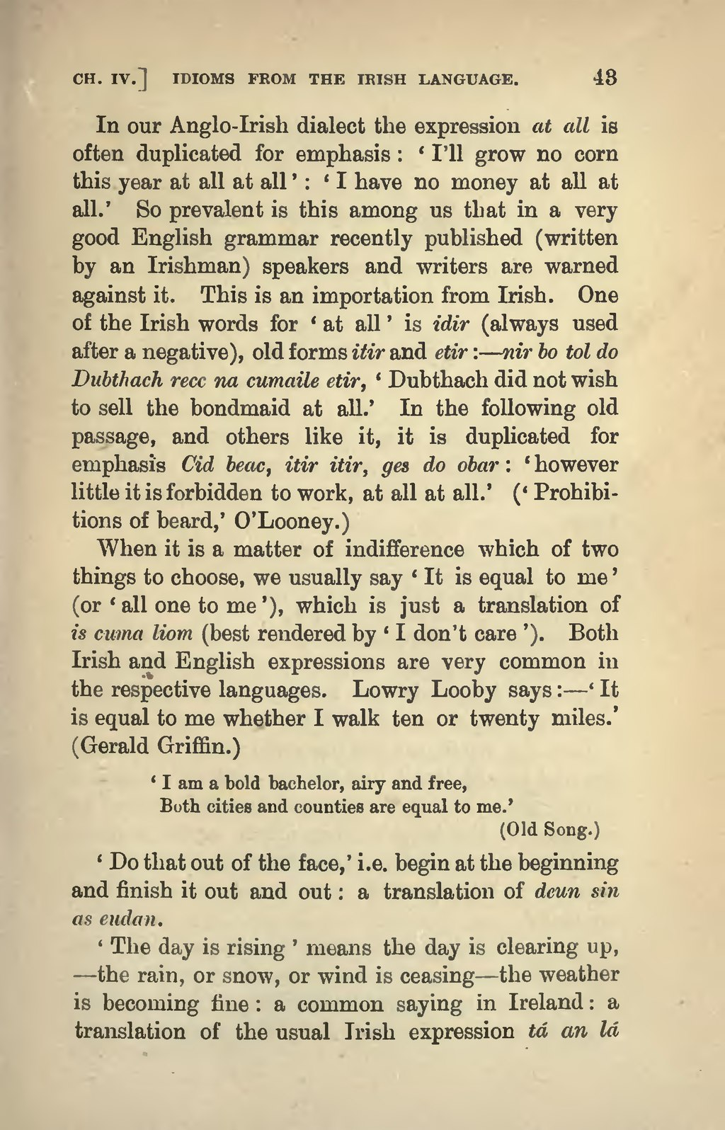 Page:English as we speak it in Ireland - Joyce djvu/58 - Wikisource