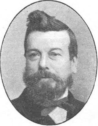 Enoch Edwards - Edwards c.1900