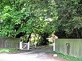 Entrance to Aston Hill Farm - geograph.org.uk - 1542661.jpg