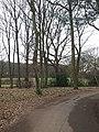 Entrance to Dundridge Manor (North Gate) - geograph.org.uk - 1185782.jpg