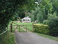 Entrance to Lyndor Cottages - geograph.org.uk - 566748.jpg