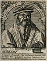 Erasmus Oswald Schreckefuchs. Line engraving by T. de Bry. Wellcome V0005314.jpg