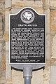 Erath Arches State Historical Marker.jpg