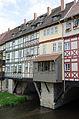 Erfurt, Krämerbrücke, aussen, Nordseite-008.jpg