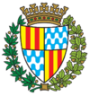 Coat of arms of Badalona
