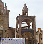 Esfahan (Iran) Vank Cathedral of the Armenian Christians.JPG