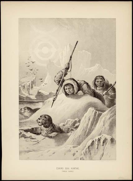 Eskimo Seal Hunting