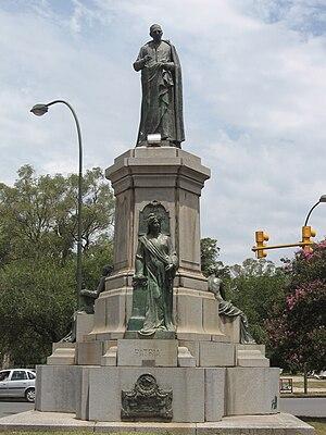 Gregorio Funes - Monument to Dean Funes, in Córdoba
