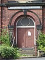 Ethical Spiritualist Church, Moor Lane, Preston, Doorway - geograph.org.uk - 915627.jpg