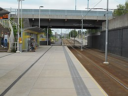 Etihad Campus tram stop, May19 (1).jpg