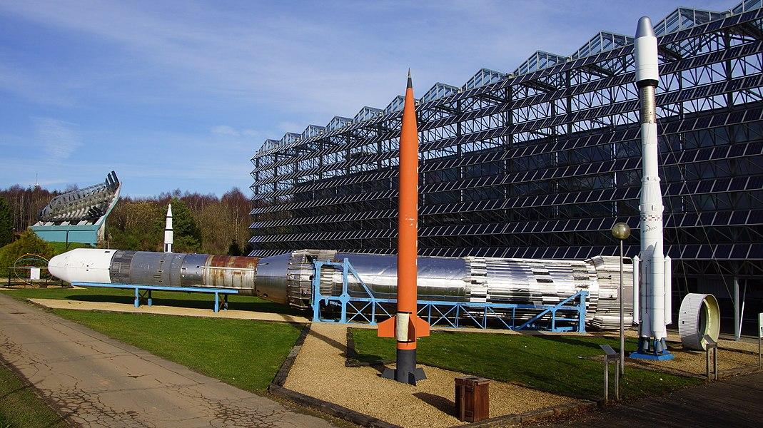 Euro Space Center in Belgium