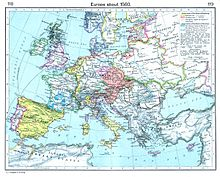 Early Modern Europe Wikipedia