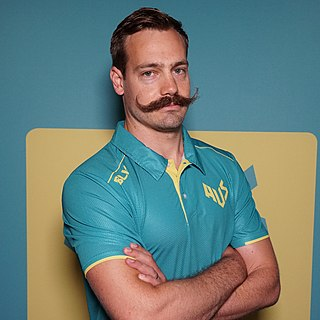 Evan OHanlon Australian Paralympic athlete