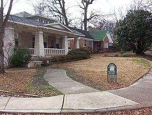 Evergreen, Memphis - Image: Evergreen Memphis