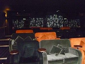 Everyman Cinemas - Interior of Everyman Cinema, Barnet