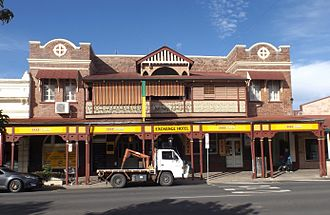 Laidley, Queensland - Exchange Hotel, Laidley, 2015