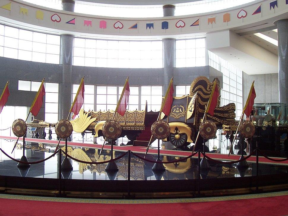 Exhibit Royal Regalia BSB