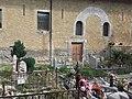 Extérieur de l'Église Saint-Maurice de Montgenèvre, France 03.jpg
