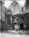 exterieur portaal gothiek - amsterdam - 20012181 - rce