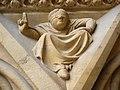 Exterior sculptures of Cathédrale Saint-Étienne de Metz 09.jpg