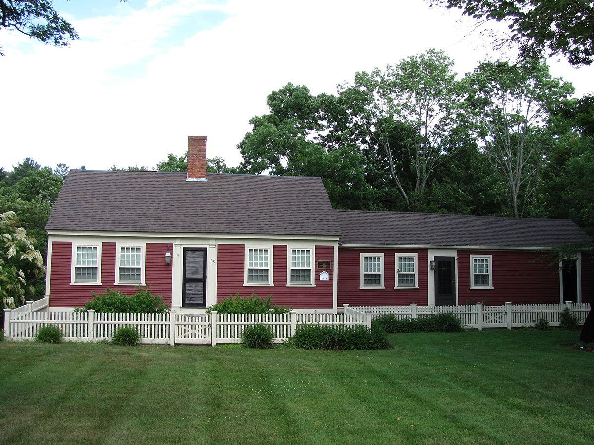 Ezra carpenter house wikipedia for Carpenter style homes