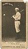 Ezra Sutton, Boston Beaneaters, baseball card portrait LCCN2007685643.jpg
