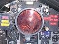 F-4N cockpit simulator PCAM pilot's instruments 10.JPG