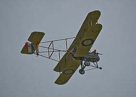 replica volante dell'F.E.2b