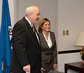 FEMA - 41523 - FEMA Administrator W. Craig Fugate and Elizabeth Zimmerman at FE.jpg