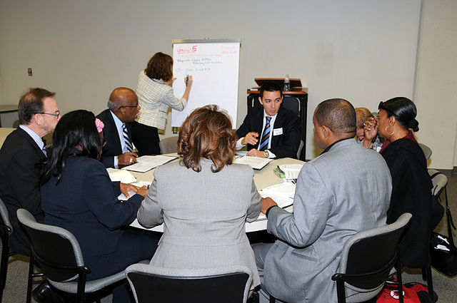 working in a group Conference of the parties to the united nations convention against  transnational organized crime working groups and intergovernmental  meetings working.