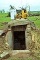 FEMA - 44330 - Tornado shelter doorway in Oklahoma.jpg