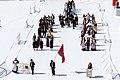 FIL 2012 - Arrivée de la grande parade des nations celtes - Cercle celtique les genêts d'or.jpg