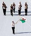 FIL 2012 - Arrivée de la grande parade des nations celtes - Morriston RFC Male Voice Choir.jpg