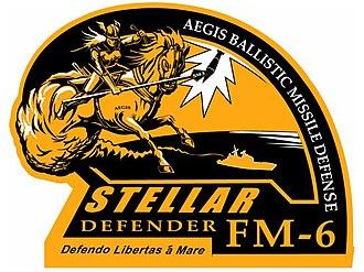 Aegis Ballistic Missile Defense System - Image: FM 6 logo final