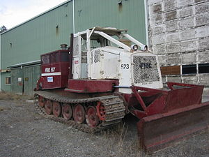 FMC Corporation - FMC 210 Skidder made by FMC