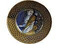 Faïence et lustre métallique XVIe siècle Deruta (Italie).jpg