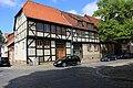 Fachwerkhäuser in Altstadt Qudlinburg. IMG 1077.JPG