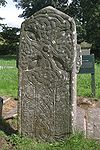 Fahan Mura Cross Slab 1996 08 29