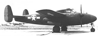 Fairchild BQ-3 - Image: Fairchild XBQ 3